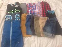 Boys clothes bundle Age 2-3 3-4