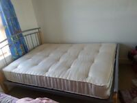 Double Mattress and free double bed