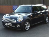 MINI COOPER CLUBMAN ESTATE 2009 (58 REG)*£3699*LONG MOT*F/S/H*PX WELCOME*DELIVERY