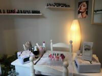 Room to rent in established Beauty Salon in Stockbridge. Would suit Beauty Therapist/Nail Technician