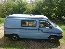 VW CAMPER, TRANSPORTER VAN , NEW MOT, LOW MILEAGE, EXCELLENT CONDITION .