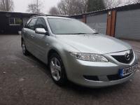 2003 Mazda 6 ts Estate 2.0 petrol