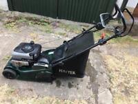 Hayter 41 auto drive mower