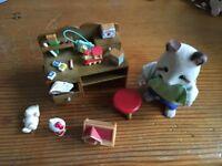 Sylvanian families toy maker