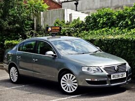 volkswagen passat 2.0 tdi cr hig.FSH+Bluetooth+HEATED SEATS+MOT