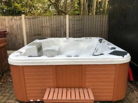 Premier hot tub 18 myths old