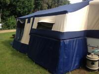 Conway countryman 2002 folding camper