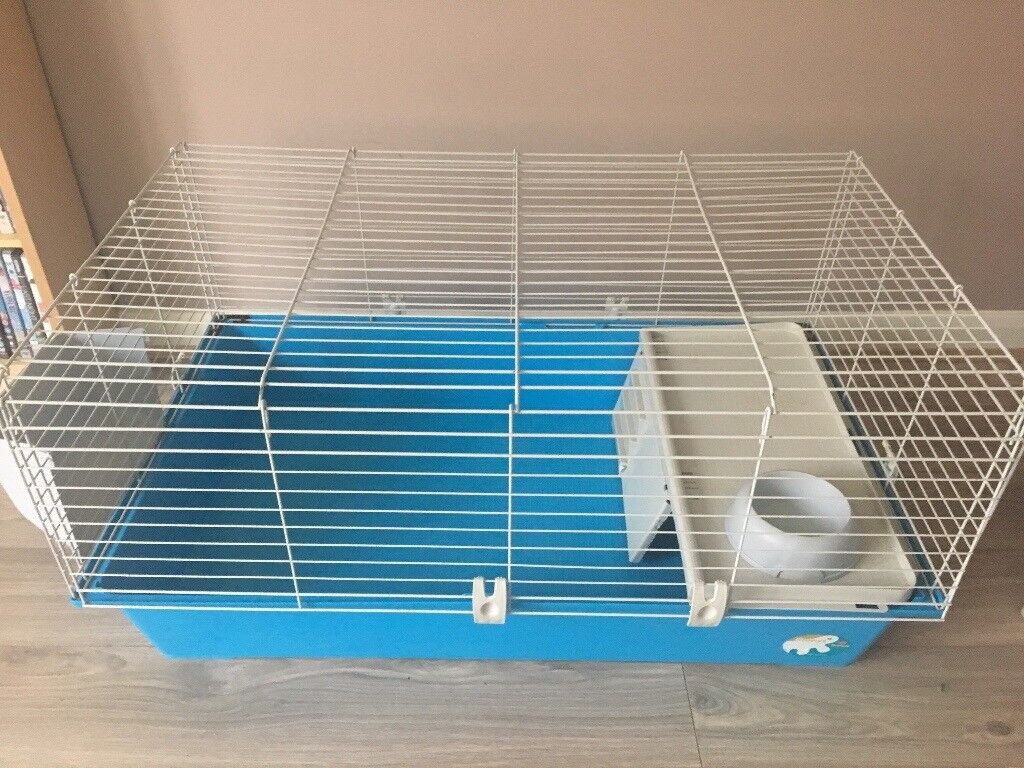 Large indoor cage - ideal for guniea pigs and rabbits | in ...