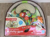 Skip Hop Treetop Friends Activity Gym - Playmat