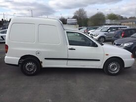 VW Caddy REFRIGERATED VAN 1.9 SDI