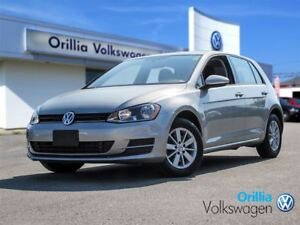 2016 Volkswagen Golf Back Up Camera, Bluetooth, App-Connect, All