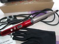 Curling Wand. BaByliss wrap & style.