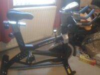 RODGER BLACK SPIN FITNESS BIKE