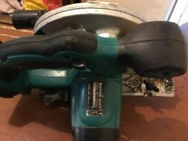 Makita LXT cordless circular saw