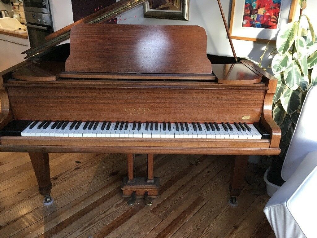 Rogers (London) Baby Grand Piano | in Brighton, East ...