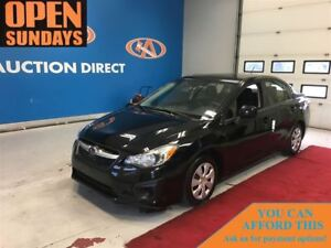 2013 Subaru Impreza 2.0i AWD! ONLY 44769KM! FINANCE NOW!