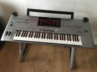 Tyros 5 keyboard