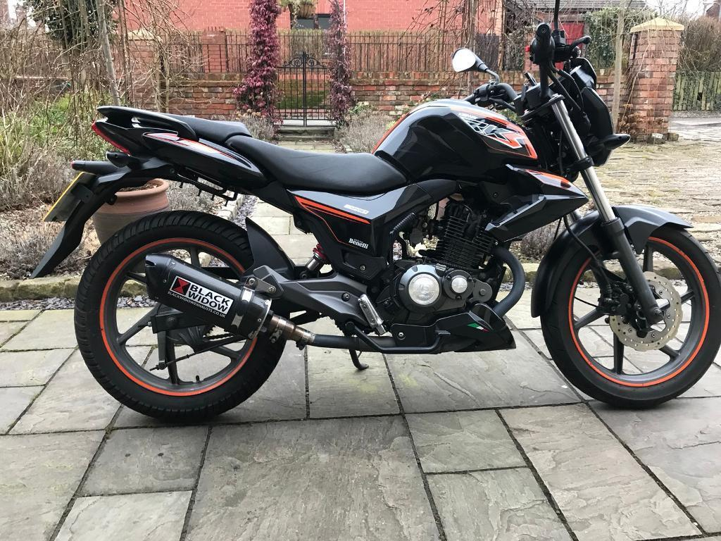 keeway 125 rks benelli design motorcycle in lowton cheshire gumtree. Black Bedroom Furniture Sets. Home Design Ideas