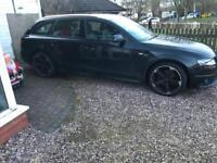 Audi A4 estate sline bargain don't miss out