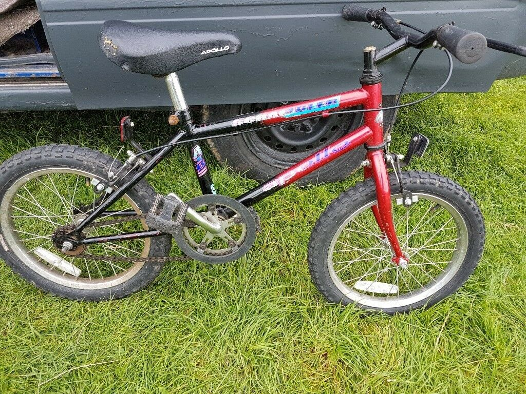 childs mountain bike 16 inch wheels