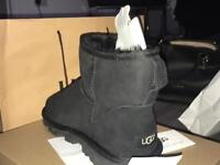 Brand New Black Ugg Boots Size 7