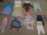 Bundle / Joblot of Baby clothes 12 - 18 Months - 24 Items