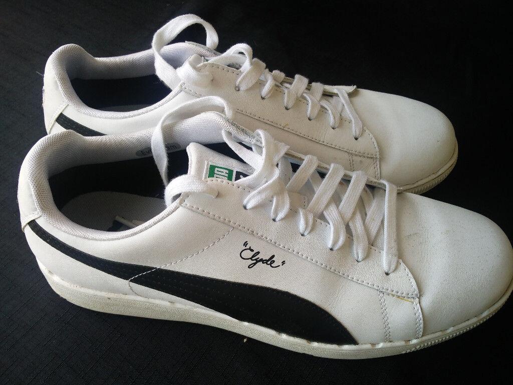 1bcd009e628 Puma Clyde Spikeless Golf Shoes size 10