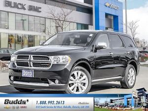 2013 Dodge Durango Crew Plus SAFETY AND E-TESTED
