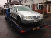 Scrap my cars vans Manchester cars vans wanted