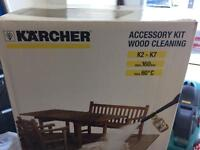 Karcher Wood Cleaning Accessory Kit