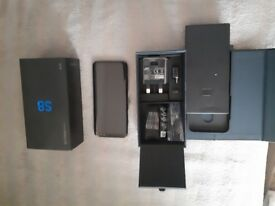 Samsung S8 Midnight black ,brand new