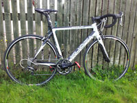Kuota Kebel carbon bike, size L, Ultegra/105, new Vision wheelset