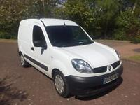Renault kangoo 1.5dci 1 year mot no advisory fsh 58reg no vat