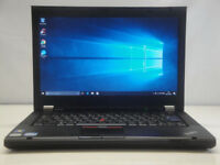 LENOVO THINKPAD T420S LAPTOP/ 8GB RAM/ WINDOWS 10 PRO 64 BIT GENUINE+ WARRANTY