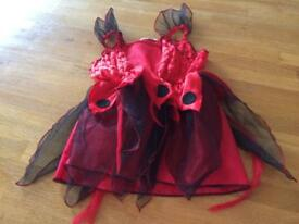 Princess Dressing Up Dresses Aged 1-3years