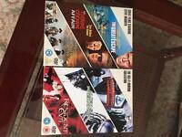 2 box sets DVD's
