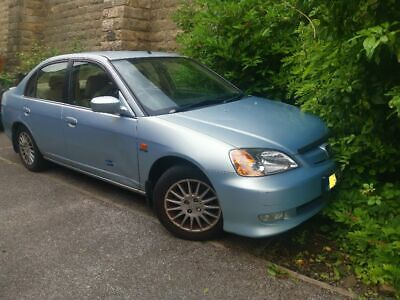 HONDA-CIVIC-IMA-2003-HYBRID-FOR-SPARES-AND-REPAIRS