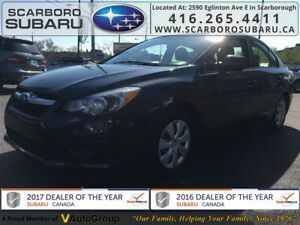 2014 Subaru Impreza 2.0i, FROM 1.9% FINANCING AVAILABLE