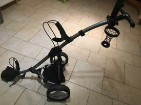 Motocaddy S1 Lite Push Golf Trolley - excellent condition