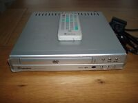 CYBERHOME DVD PLAYER WITH REMOTE CONTROL, AND SCART CABLE IF REQUIRED.