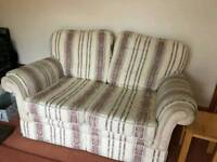2 older Next settees, 1 x 2 seater and 1 x 3 seater in good condition