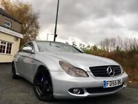 2005 Mercedes CLS 320CDI Auto Low Miles. Full Service.