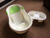 Tippitoes Baby Bath and Top & Tail Bowl (Scarcroft - Leeds)