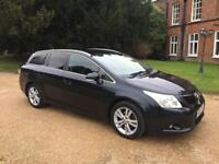 Toyota Avensis T4 D4D DIESEL ESTATE, PART EXCHANGE MOST WELCOME WITH ANY CAR