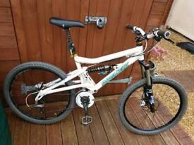 Santa Cruz Bullit full suspension Mountain bike