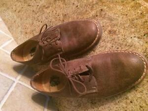 Roots Oxford leather shoes