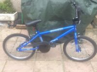"INDI SNARE BMX BIKE HORNCHURCH ESSEX RM11 16"" inner 19"" with tyre"