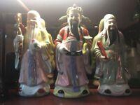 Traditional Chinese Figures (FUK LUK SAU)