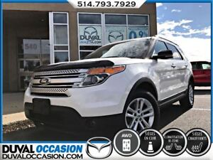 2011 Ford Explorer XLT V6 + AWD + CUIR + 7 PASSAGERS