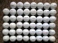 47 Titleist golf balls all in great condition